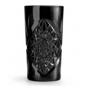Libbey Hobstar Black 47 cl Longdrinkglas